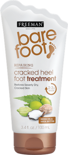 REPAIRING cracked heel treatment NEEM OIL & SHEA BUTTER