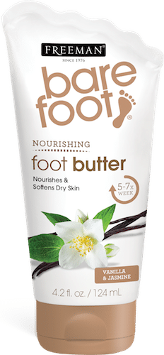 NOURISHING foot butter VANILLA & JASMINE
