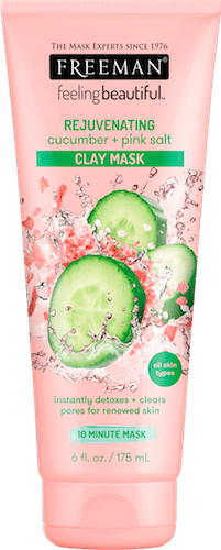 REJUVENATING cucumber + pink salt
