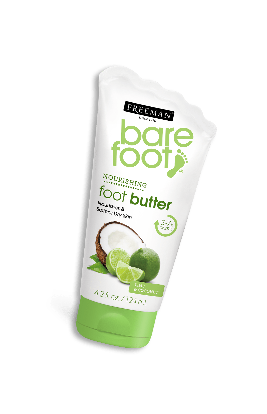 NOURISHING foot butter LIME & COCONUT