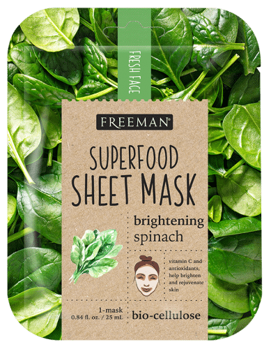 Superfood Brightening Spinach Sheet Mask