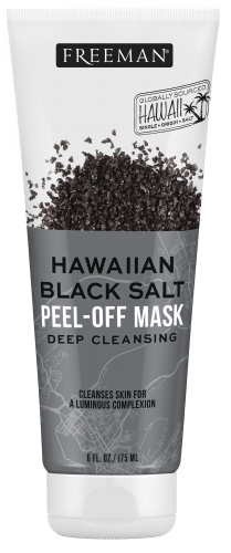 Deep Cleansing Hawaiian Black Salt Peel-Off Mask