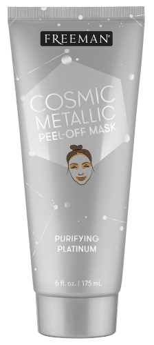Cosmic Purifying Platinum Metallic Peel-Off Mask