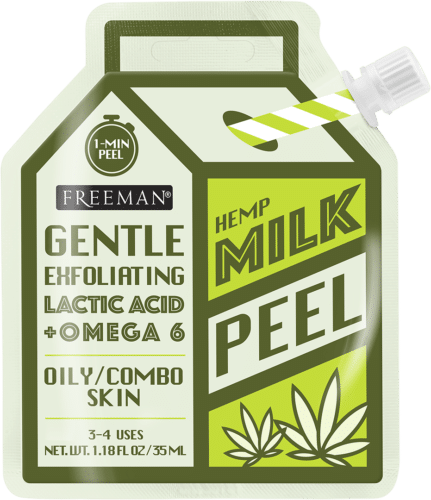 Hemp Milk Peel