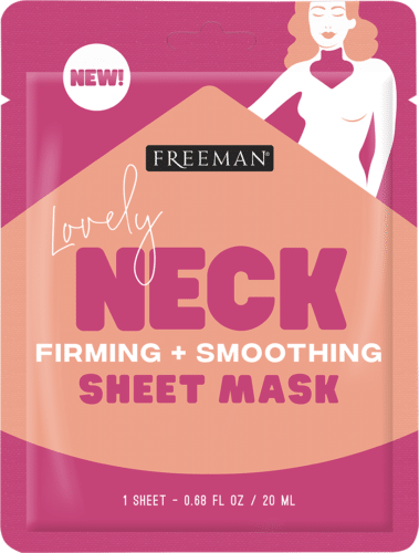 Lovely Neck Firming + Smoothing Sheet Mask