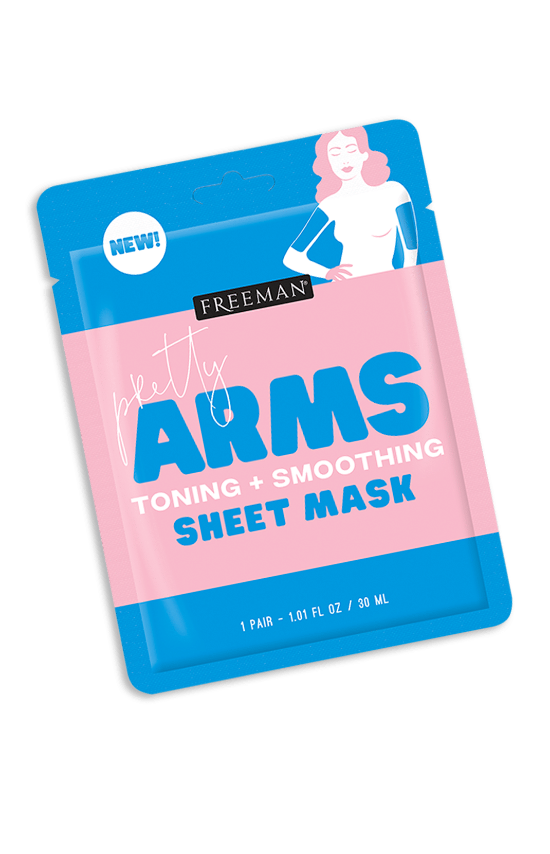 Pretty Arms Toning + Smoothing Sheet Mask