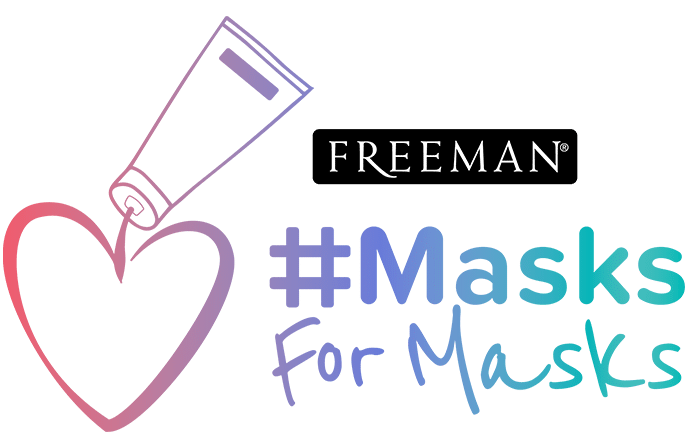 Freeman Beauty Donates 1MM Skincare Masks To Nurses And Healthcare Workers On The Front Lines Facing COVID-19