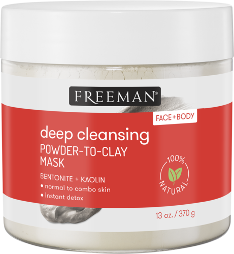 Deep Cleansing Powder-To-Clay Mask