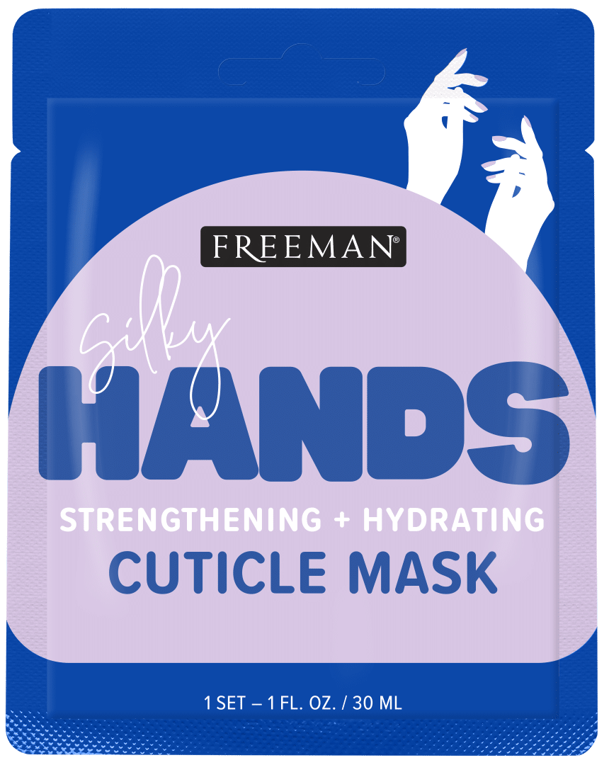 SILKY HANDS strenghtening + hydrating CUTICLE MASK